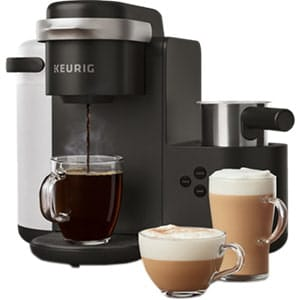 Keuring K-Café® Single Serve Coffee, Latte & Cappuccino Maker