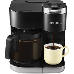 K-Duo™ Single Serve & Carafe Coffee Maker